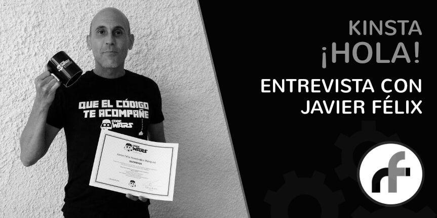 Entrevista con Javier Félix